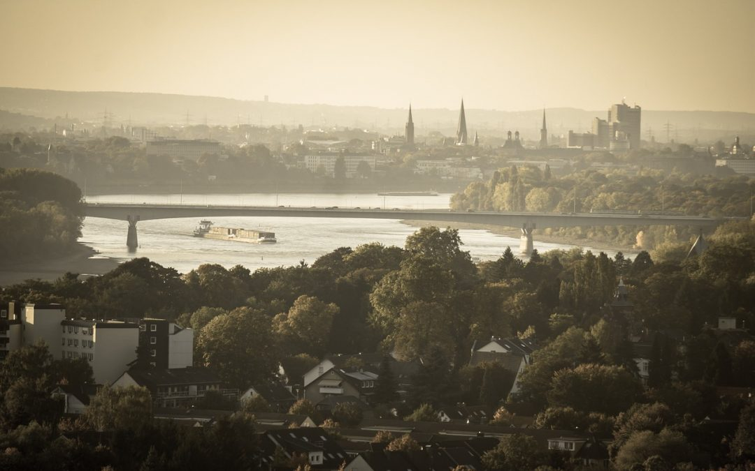 Wirtschaftsstandort Bonn – International vernetzt