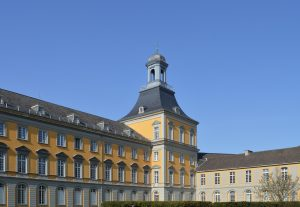 Hauptgebäude der Uni Bonn im Kurfürstlichen Schloss